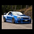 SKYLINE GTR (R34 6speed)