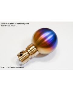 Chevy SS  Titanium Sphere