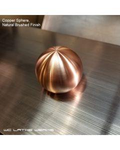 Civic Copper Sphere