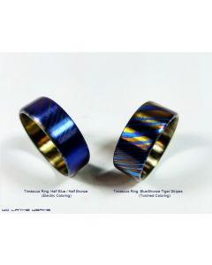 Timascus Wedding Ring