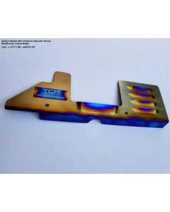 Subaru EJ Alternator Shroud - TITANIUM - ARC Tribute