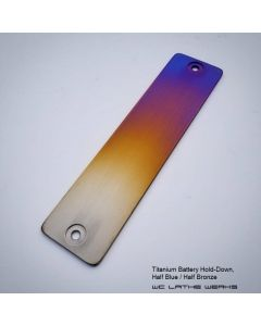 Subaru Titanium Battery Hold-Down